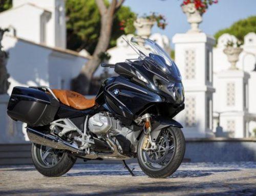 ב.מ.וו. השיקה בישראל 3 אופנועי דגל