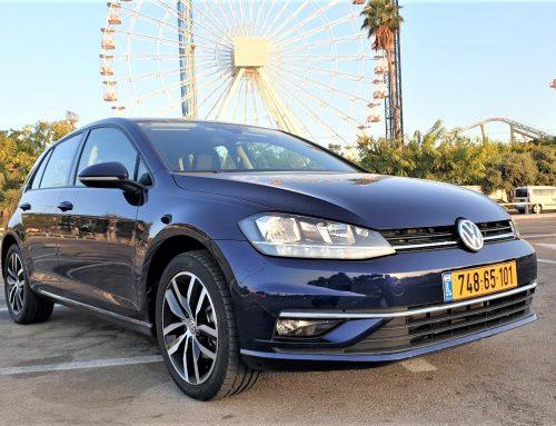 VW גולף 2019 – הרכב מנצח לא מחליפים