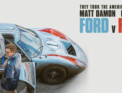 פורד נגד פרארי – הסרט